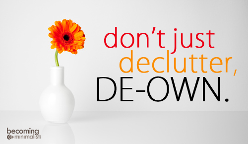 dont-just-declutter-deown